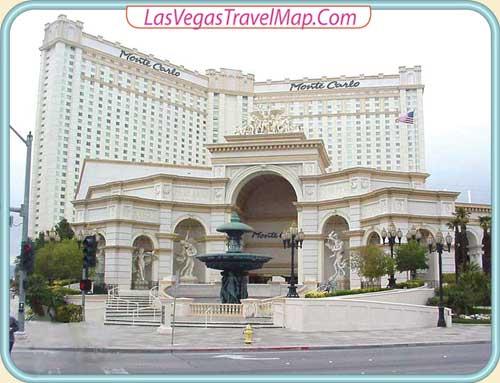 Monte Carlo Hotel Pool Monte Carlo Hotel